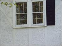 Stucco Vinyl Siding Waterproof Weatherproof Moisture