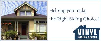 Helping you male the right siding choice!